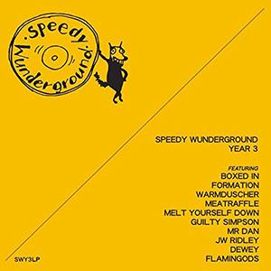 Speedy Wunderground - Year 3