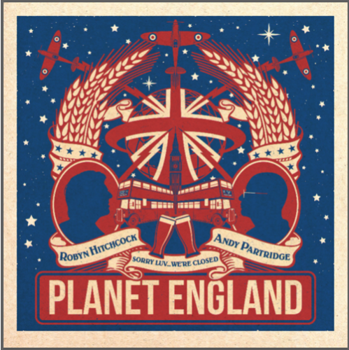 Robyn Hitchcock Andy Partridge - Planet England